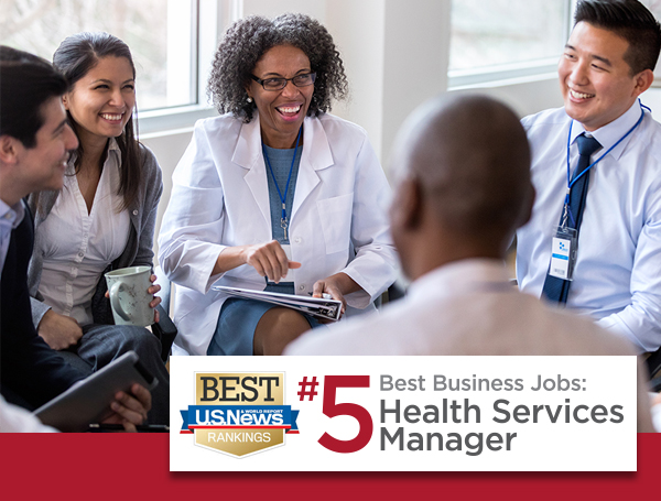Master's Degree in Health Services Administration, or Dual-Degree Program: Health Services Administration and Public Health