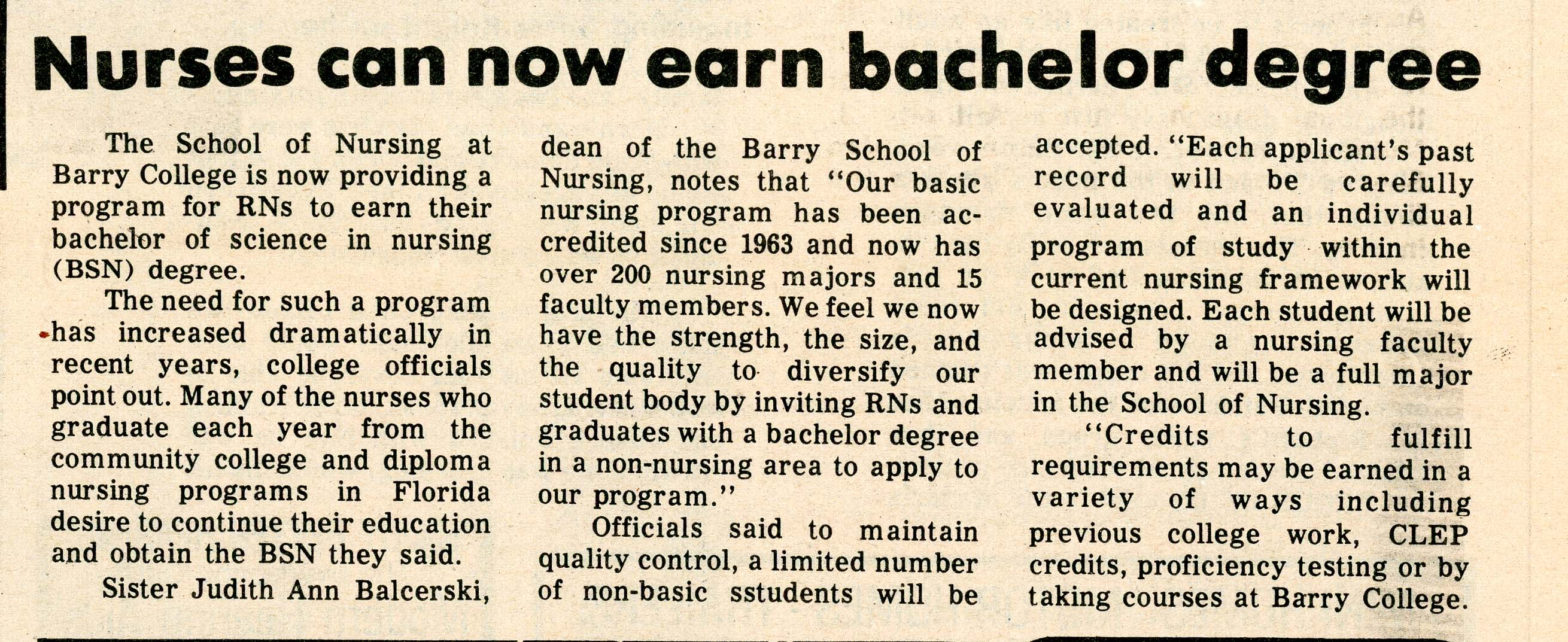 949b81f2 65th Anniversary : College of Nursing and Health Sciences : Barry ...