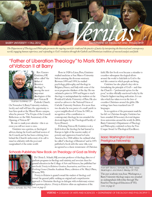 Veritas Newsletter