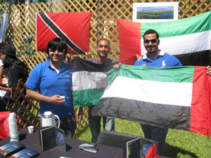 International Student @ Festival of Nations