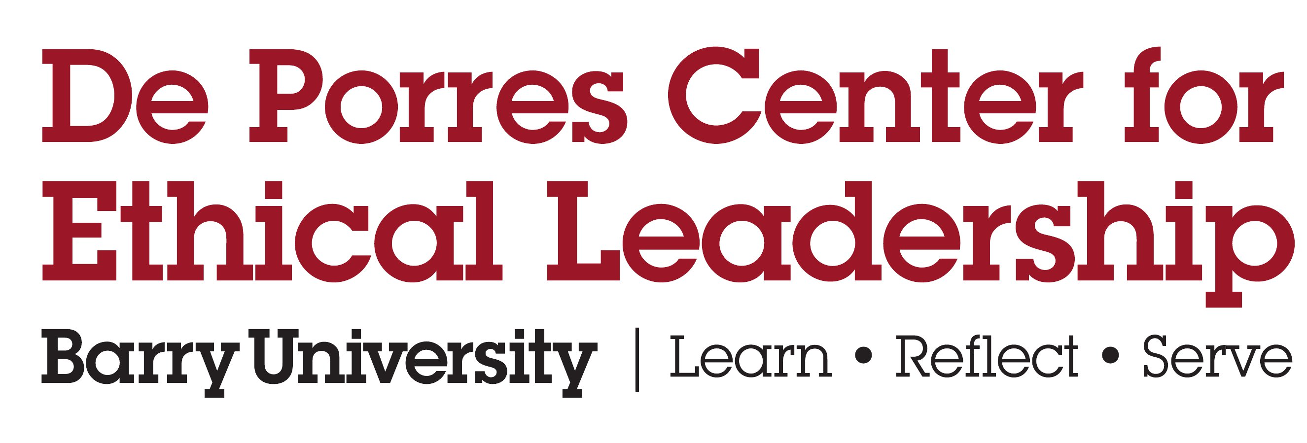 De Porres Center for Ethical Leadership