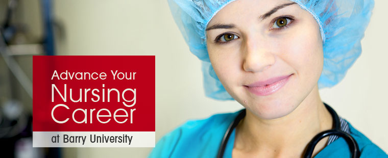 Advance Your Nursing Career at Barry University