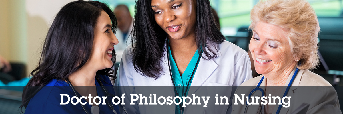 Doctor of Philosophy in Nursing