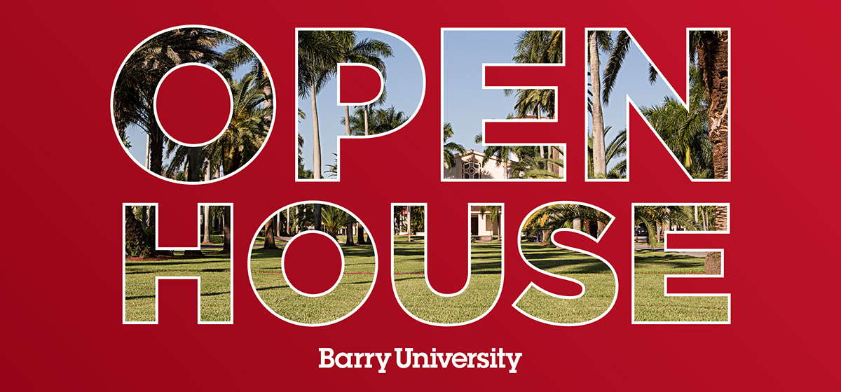 Undergraduate Open House Slideshow