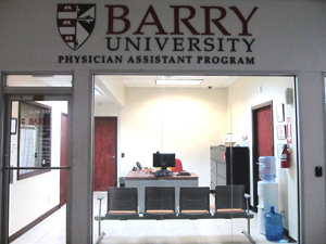 Barry University Physician Assistant Program Sunshine Mall St. Croix, USVI