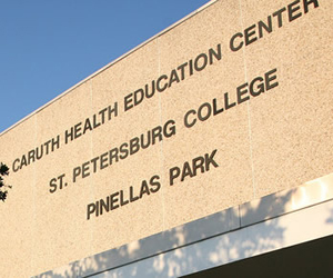 St. Petersburg College Caruth Health Education Center Barry University Physician Assistant Program Pinellas Park, FL