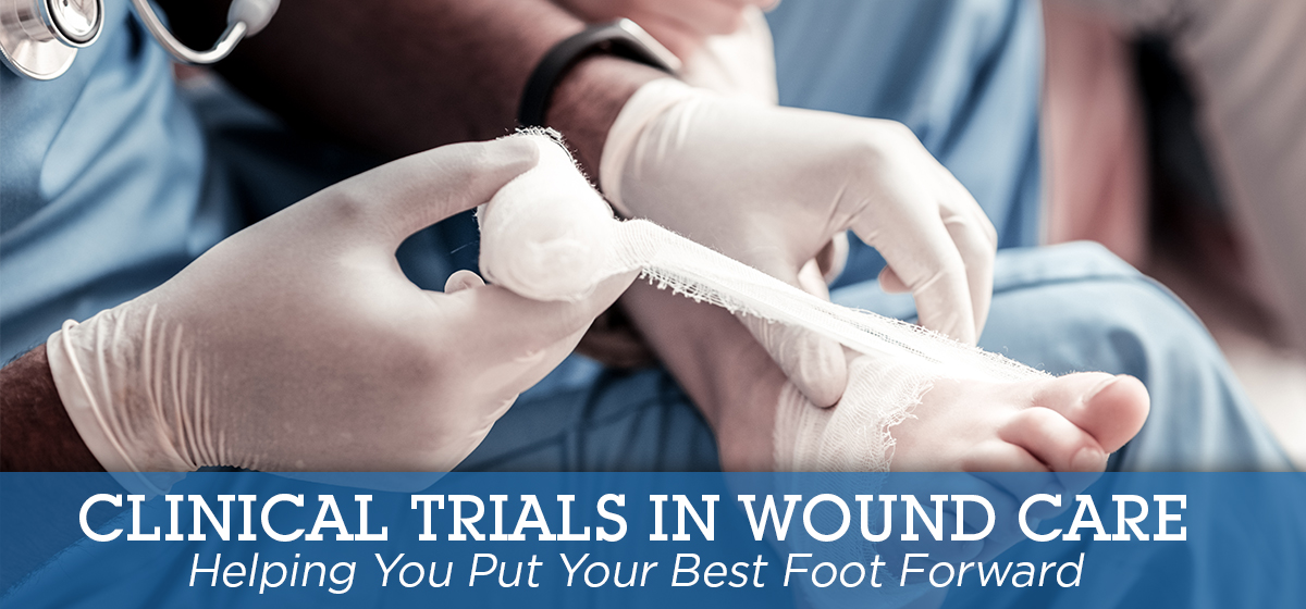 Clinical Trials in Wound Care