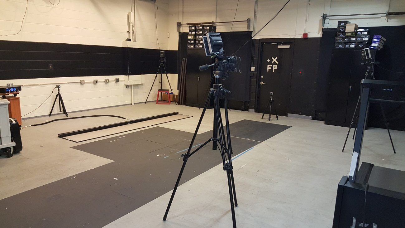 Motion Analysis Center (MAC) Lab
