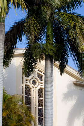 Barry University Chapel