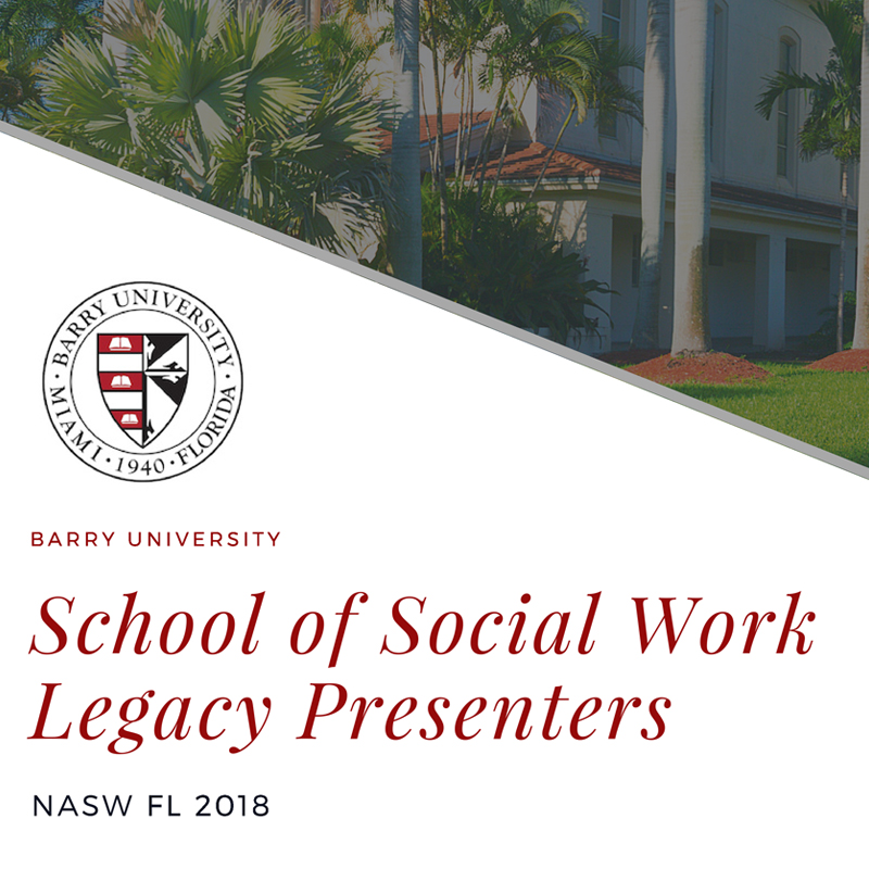 School of Social Work Legacy Presenters