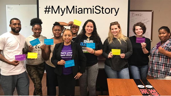 My MIAMI Story: CONVERSATIONS TO SPARK CHANGE