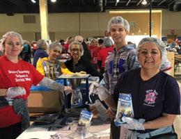 SSW Volunteer Days