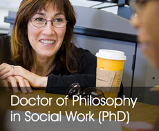 Doctor of Philosophy in Social Work (PhD)