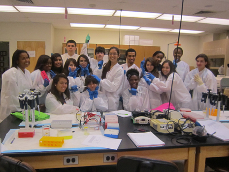 Biology - Summer Science Research Program